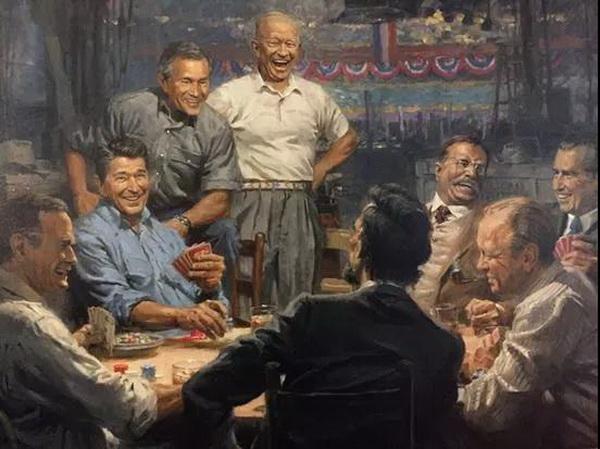 艾森豪威尔 不爱打扑克的总统不是好将军!19世纪早期