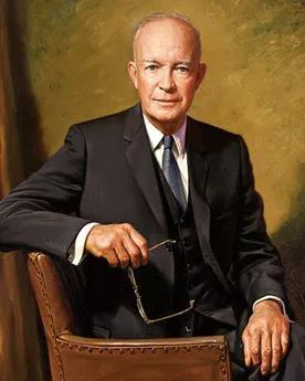 艾森豪威尔 不爱打WPT扑克的总统不是好将军!德怀特·大卫·艾森豪威尔