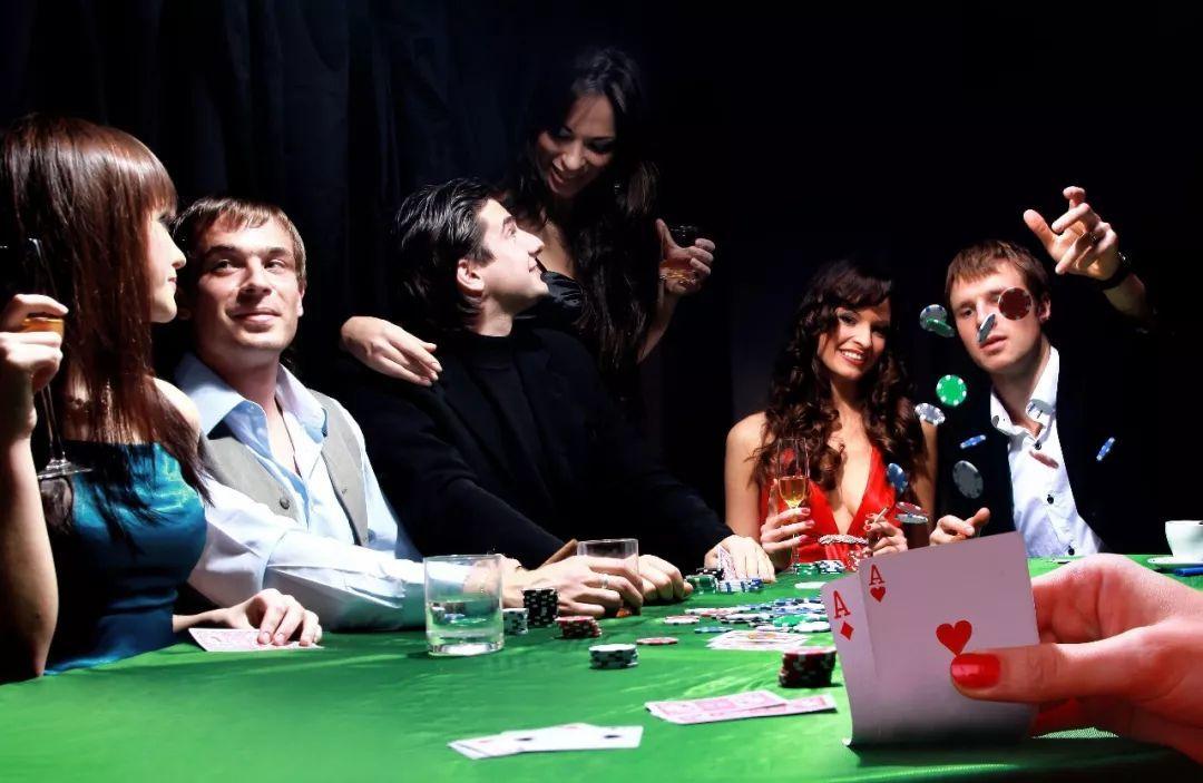 现场德州扑克礼仪(线下牌局)
