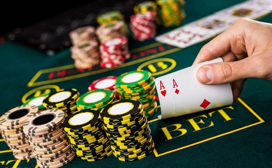 德州扑克Draw、听牌、后门听牌是什么意思?
