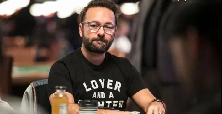 GG扑克大使丹牛 和Polk的比赛还剩1700手牌