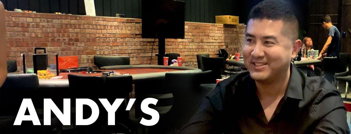 德州扑克大神Andy 实战WPT亚洲扑克巡回赛-台湾场深筹赛分享!