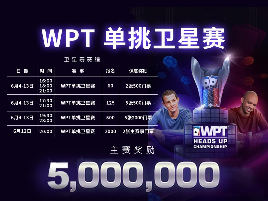 十年之后重返WPT单挑赛的Tom Dwan,在扑克史上写下了超高额单挑赛纪录