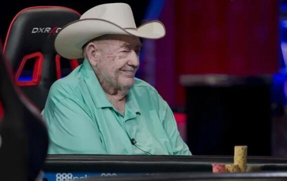 WSOP国际赛事 史上最辉煌的金手链,最终却.....? 扑克圈活化石