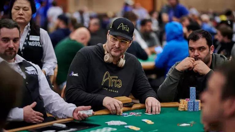Phil Hellmuth称自己是德州扑克中的最好牌手