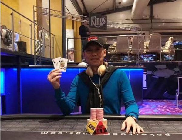 WSOP金手链 赢家魏国梁 再靠经验行事,恐怕会死的很惨!