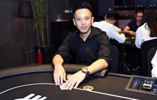 吴绍纲30岁收入破亿财富自由 德州扑克冠军揭牌桌与股市共同之处 千万别看历史价位