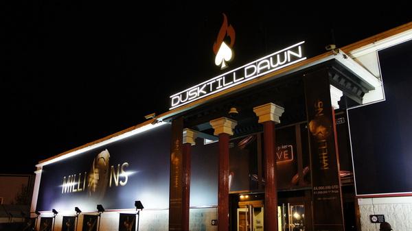 Dusk Till Dawn扑克室 Rob Yong决定将重新开放