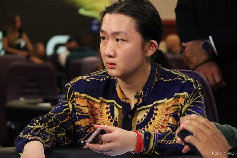 20岁的美籍华人在豪客赛展露头角!